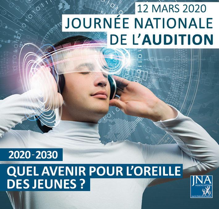 La 23ème édition de la Journée Nationale de l'Audition, le 12 mars 2020, est l'occasion de tester votre audition à Quimper et Pont l'Abbé Audition